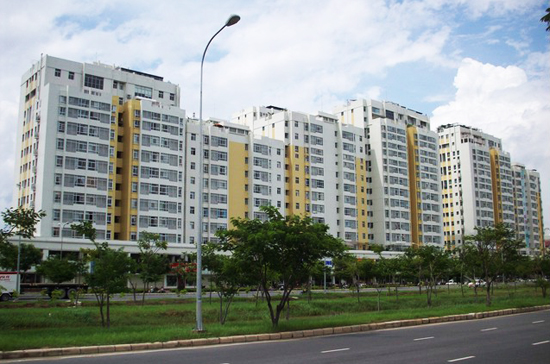 Housing sector targets middle class