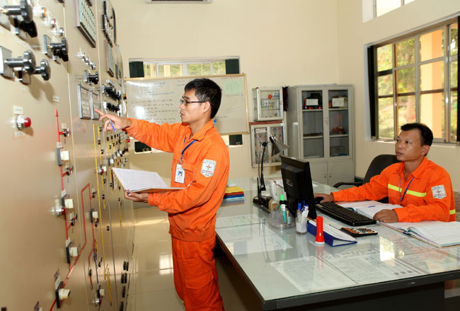 Power production up by 10.4% this year