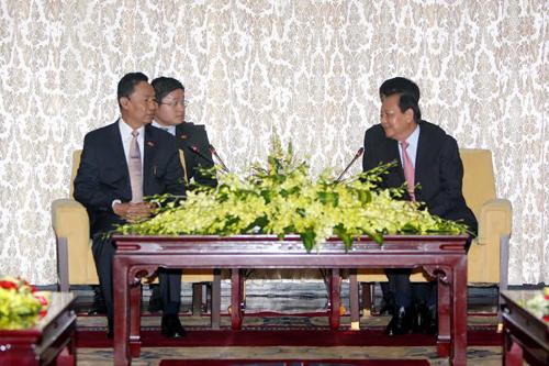 HCM City leader welcomes Myanmar Assembly Speaker