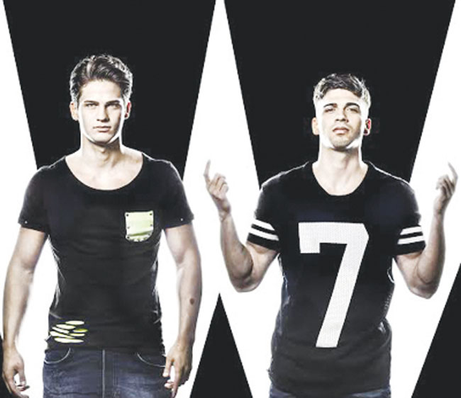 Leading Italian DJ duo to perform