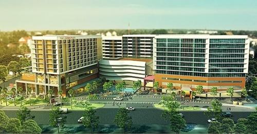 VN-Lao bank to fund 5-star hotel office complex in Vientiane