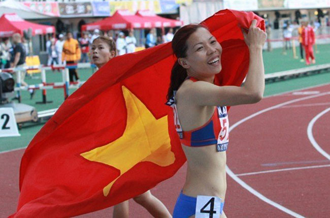 Huong says goodbye to national team