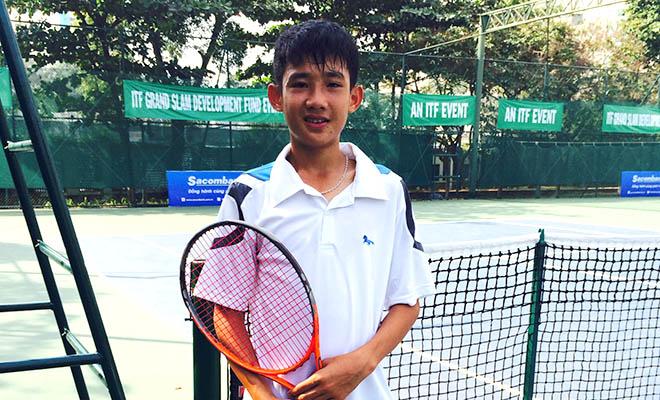 Phuong shines at ITF Asia tennis championship