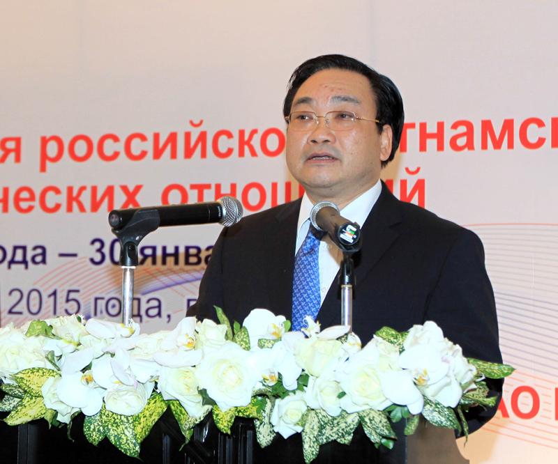 Viet Nam-Russia diplomatic ties marked in Ha Noi