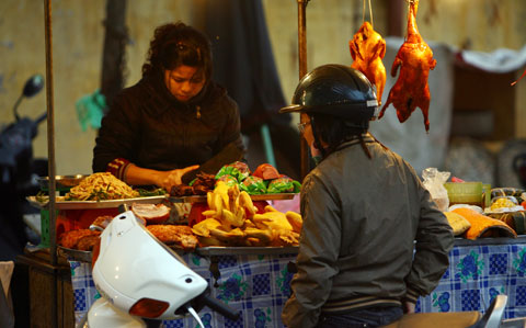 Street food safety sees marked improvement