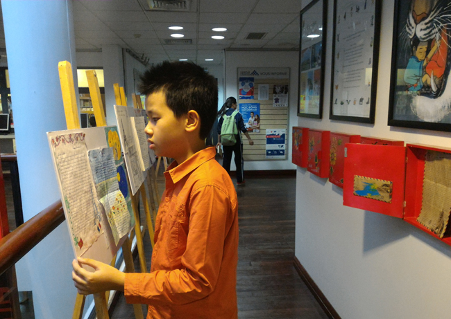 French writer for children inspires Viet Nam readers