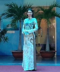 Traditional Vn Indian Clothing Graces Catwalk Life Style Vietnam News Politics Business Economy Society Life Sports Vietnam News