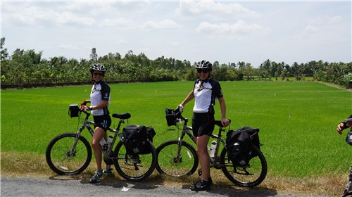 Charity Cycle Adventure to raise funds for children