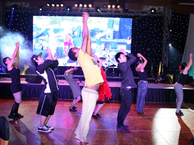German Business Association to hold dance next month