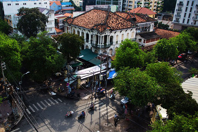 Architects protest demolition of French villas VN houses