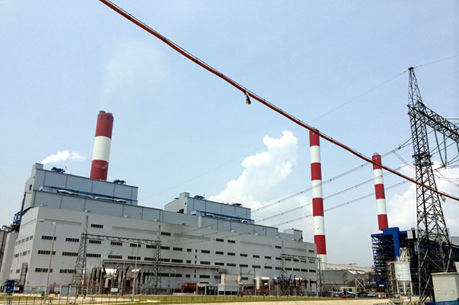 Private power plant completed