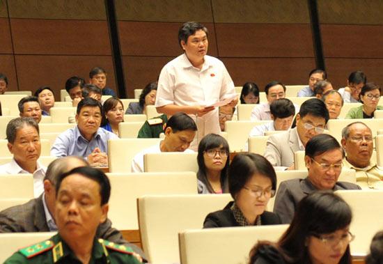 NA deputies debate civil case procedures