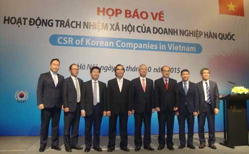 S Korean companies aid VN development