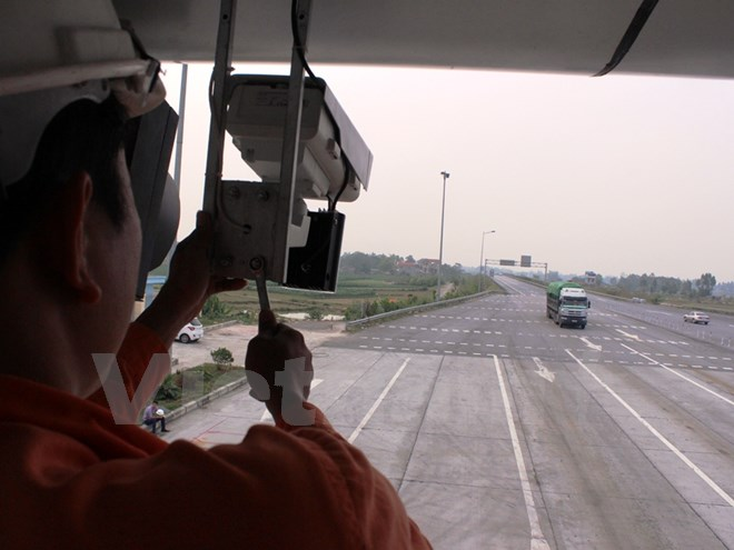 Owners not drivers face fines for highway violations