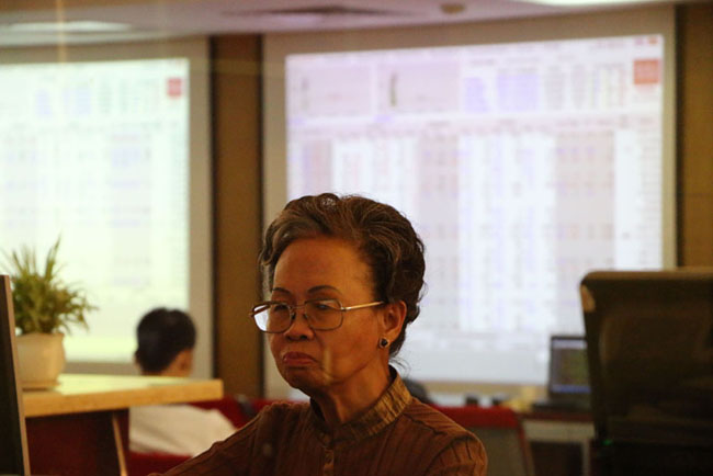 Local shares end four-day slump