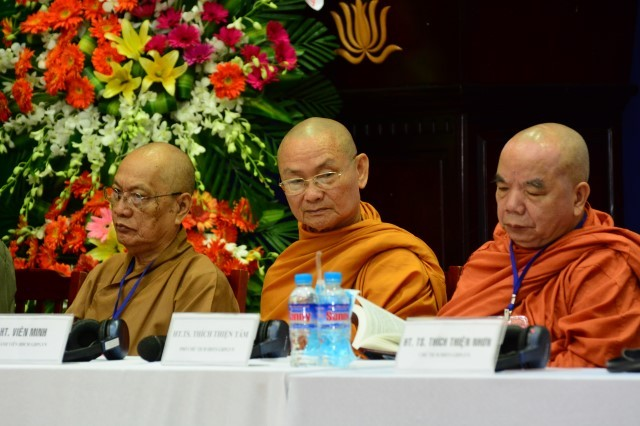 Buddhism conference tackles intl issues