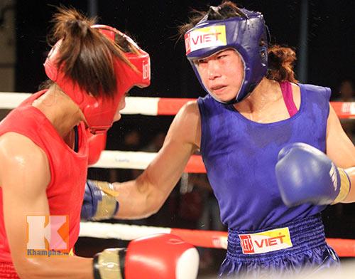 Viet Nam win gold at international boxing tournament