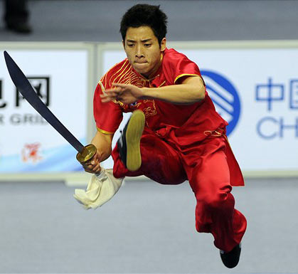 VN win another bronze medal at wushu championships