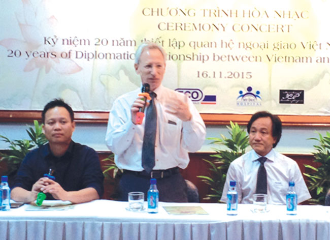 Concert celebrates VN-US relations