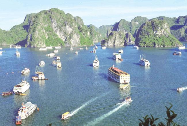 Asian nations eye sustainable 'blue economy