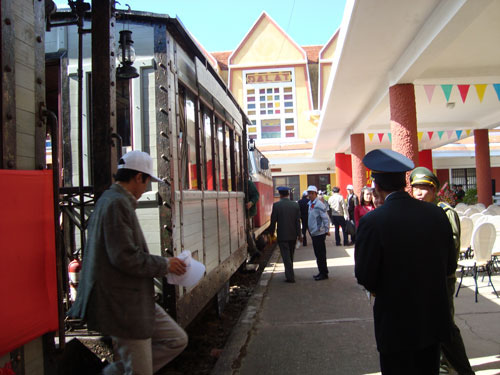 Department seeks funds for Da Lat railway