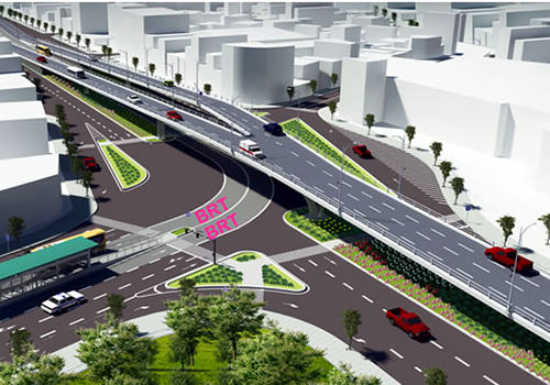 Da Nang to build flyover at busiest roundabout