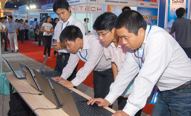 VN Japan IT firms to team up