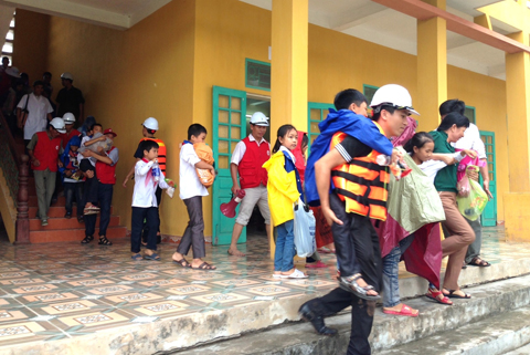 Project helps to build resilience in disaster-prone areas