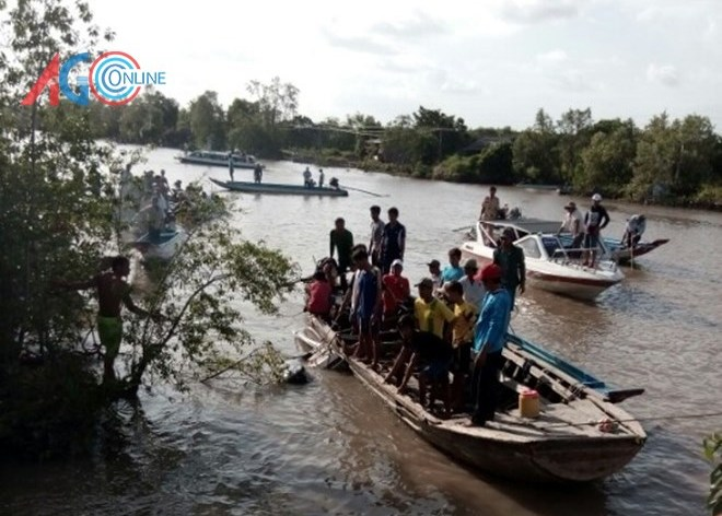 Ca Mau waterway accident kills two injures seven
