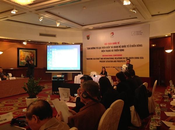 Experts sceptical of Maritime Silk Road