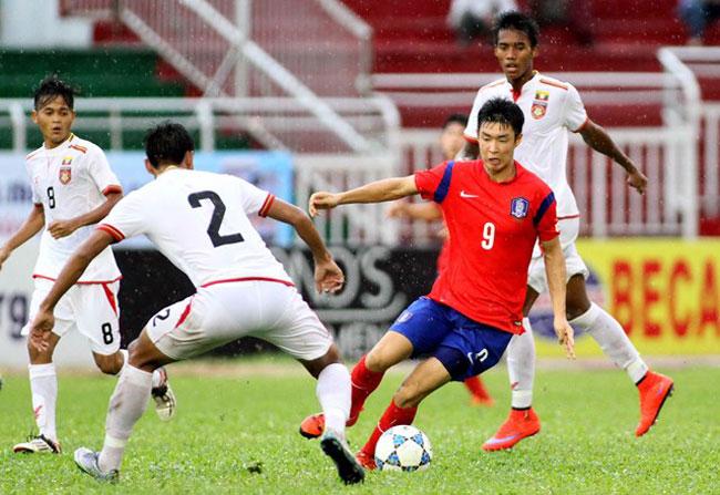 Koreans book place in U21 final