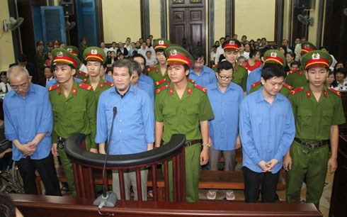 HCM City jails 11 in bank fraud case