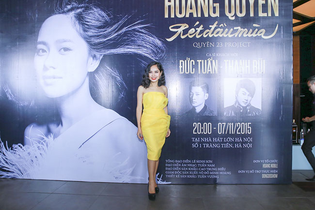 In life after TV Vietnam Idol runner-up holds first concert