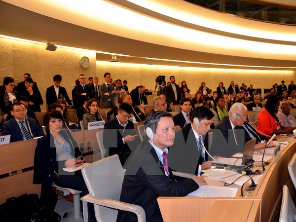 VN contributes to UN human rights council