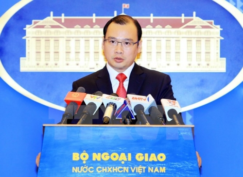 Taiwan urged to respect VN islands