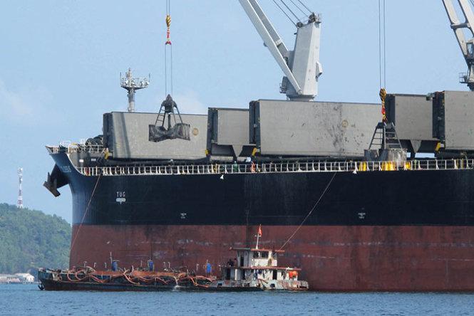 Kien Giang demands Phu Quoc dredging stop