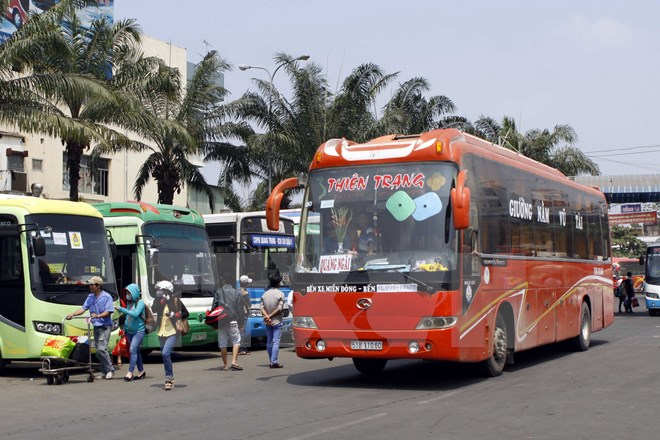 Dong Nai arranges free Tet transport for workers