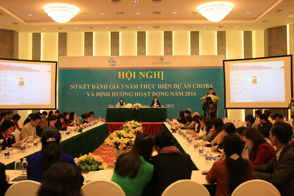 Project helps better sanitation for poor Viet Nam households