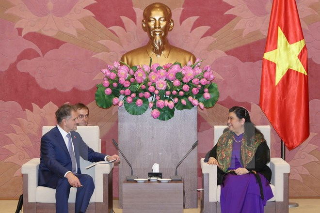 Russia a high priority on  Viet Nams foreign policy agenda