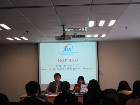 JICA sees heightened Japanese interest in VN agriculture