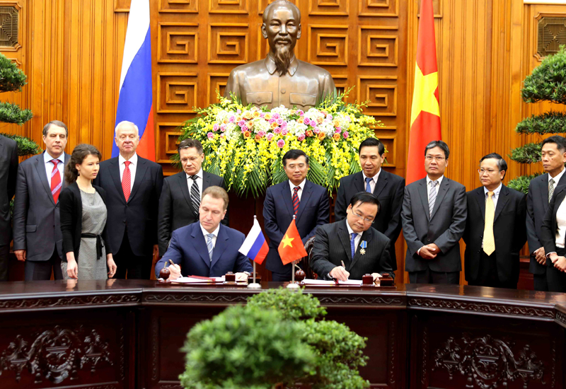 VN Russia forge stronger economic trade ties