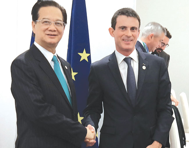 Viet Nam France to work together on climate change