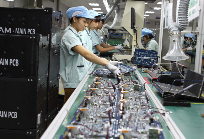 Vietnamese economy on the rise according to SP report
