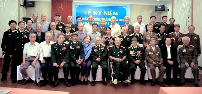 Ia Drang remembered as veterans reunite