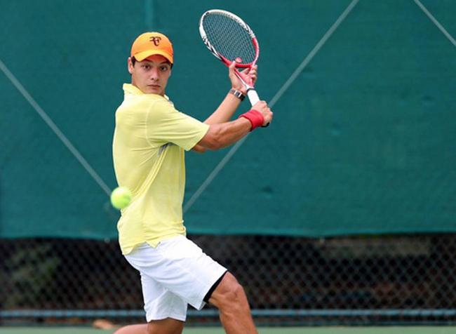 Artem advances to tennis semi-finals