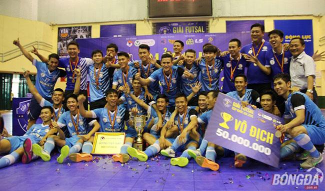 Hai Phuong Nam win first Cup