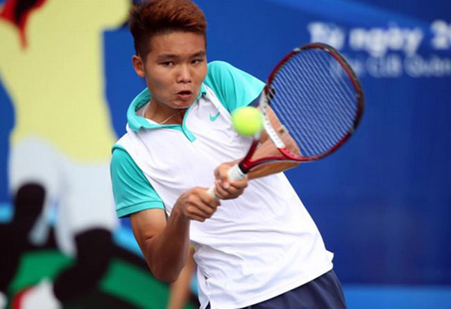 Giang to clash with Tuan in final