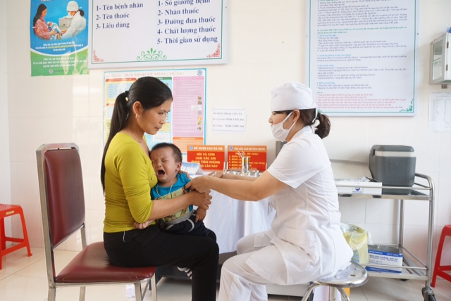 Alternatives to free vaccine to meet just 4% of 2016 demand