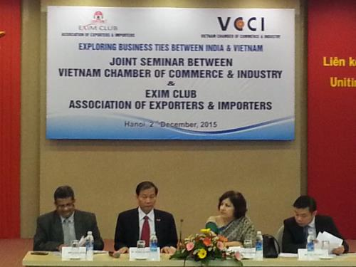 VN India businesses to strengthen co-operation