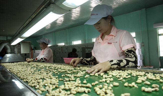 Farming enjoys trade surplus